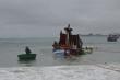 Sét đánh trúng tàu cá, 6 ngư dân Quảng Ngãi thoát chết kỳ diệu