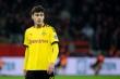 Con trai huyền thoại bóng đá Mỹ lập kỷ lục khó tin ở Dortmund