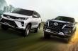 Năm 2022, Toyota Fortuner hoàn toàn mới được ra mắt