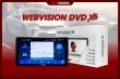 Webvision DVD X6: Tăng cường tính năng giải trí trên xe hơi