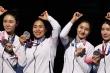 Bảng xếp hạng Olympic Tokyo 2020