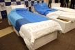 Tại sao giường VĐV ở Olympic Tokyo được làm bằng bìa cứng?