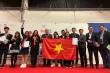 Học sinh Việt giành huy chương Vàng cuộc thi phát minh sáng chế quốc tế