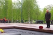 Ông Putin ôm hoa hồng, lặng người trước Mộ Chiến sỹ  Vô danh trong ngày 9/5