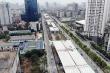 Toàn cảnh cầu cạn hơn 5.000 tỷ  Mai Dịch - Nam Thăng Long trước ngày thông xe