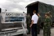 Vận chuyển khẩn cấp 30 tấn lương khô cứu trợ miền Trung