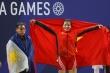 Nâng mức tạ khó tin, VĐV Việt Nam 'nẫng tay trên' HCV SEA Games của Philippines