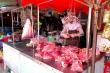 TP.HCM: Giá thịt lợn giảm,  người mua vẫn thờ ơ