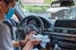 Những vị trí nhiều vi khuẩn trên xe, cần vệ sinh thường xuyên