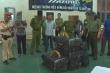 CSGT nổ súng truy bắt 2 người vận chuyển 200 kg ma túy đá