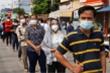 Nước châu Á có mức tăng ca COVID-19 mới tới 22.000%