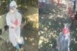 Sinh viên y Hải Phòng đeo túi đá chống nóng, 'săn COVID-19' ở tâm dịch Bắc Giang