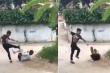 Tạm giữ kẻ hành hung dã man nam thanh niên ở Phú Thọ