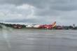 Cục Hàng không điều tra nguyên nhân máy bay trượt khỏi đường băng ở Tân Sơn Nhất