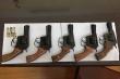 Bắt kẻ chuyên chế tạo súng để bán cho giới xã hội đen