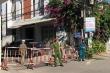 Phong tỏa 200 hộ dân nơi bệnh nhân 419 mắc COVID-19 sinh sống