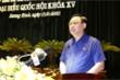 Chủ tịch Quốc hội Vương Đình Huệ: 'Làm việc nước là hy sinh, là phấn đấu'