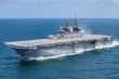 Hải quân Mỹ biên chế thêm tàu đổ bộ USS Tripoli
