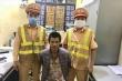 CSGT dùng xe đặc chủng truy bắt  kẻ trộm ô tô ở Hà Nội trong đêm