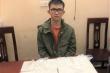 Bắt kẻ vận chuyển 12 bánh heroin ở Nghệ An