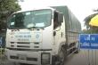 Video: Xe 'luồng xanh' thuận lợi đi qua chốt cửa ngõ Hà Nội