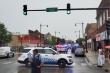 Xả súng bên ngoài nhà tang lễ ở Mỹ, 14 người bị thương