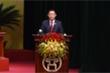 Bí thư Hà Nội: Cần lựa chọn nhân sự có đức, có tài, có uy tín, triển vọng