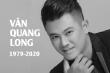 Thông tin tang lễ ca sĩ Vân Quang Long tại Mỹ