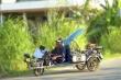 Video: 'Siêu xe' tự chế có một không hai của người đàn ông khuyết tật