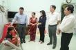 Chủ tịch tỉnh Tây Ninh thăm nữ sinh lớp 7 bị đánh sau va chạm giao thông
