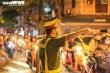 Người dân ùa ra đường đi chơi Trung Thu, phố cổ Hà Nội chật cứng