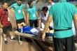HLV Phạm Minh Đức: 'Hải Huy phạm lỗi ở tình huống bị gãy chân'