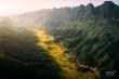Tìm về chốn bình yên ở Thanh Hóa, mùa lúa chín ngả màu như 'biển vàng'