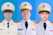 Công bố truy tặng Huân chương Chiến công hạng Nhất cho 3 chiến sĩ hy sinh ở Đồng Tâm