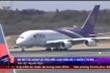 Clip: Máy bay Thai Airways vào vùng nhiễu loạn, 11 người bị thương