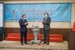 2.000 máy thở bắt đầu được chuyển giao cho Đại sứ quán Việt Nam tại Nhật Bản