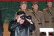 Nhà lãnh đạo Triều Tiên Kim Jong-un thị sát cuộc tập trận súng cối