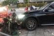 Khởi tố tài xế Mercedes tông chết lái xe GrabBike, nữ tiếp viên hàng không bị thương nặng