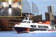 Rau củ quả từ miền Tây khởi hành về TP.HCM trên con tàu chở khách giá triệu USD