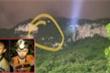 Rọi đèn sân vận động, giải cứu 2 nam sinh Thái Nguyên mắc kẹt trên núi