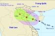 Bão số 2 cách đất liền 200km, đổ bộ Ninh Bình - Hà Tĩnh trong sáng mai
