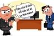 Lý do đi làm muộn khiến sếp nổi điên