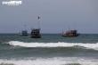 Bình Định cấm biển phòng tránh bão số 12