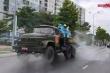Video: Quân đội dùng xe đặc chủng phu khử khuẩn toàn bộ quận Sơn Trà, Đà Nẵng