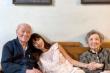 Nhà văn Vũ Tú Nam qua đời, siêu mẫu Hà Anh nghẹn ngào: 'Ngủ ngon, ông yêu quý'