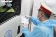 Công an TP.HCM buộc tài xế quay đầu xe vì không có giấy xét nghiệm COVID-19