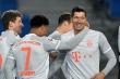 Robert Lewandowski lập cú đúp, Bayern Munich lên ngôi nhì bảng