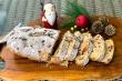 Đậm vị Giáng sinh với công thức bánh mì hoa quả Christmas Stollen