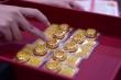 Giá vàng trong nước tiến sát 57 triệu đồng/lượng