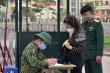 100 người ở Hà Nội được trở về nhà sau 14 ngày cách ly phòng Covid-19